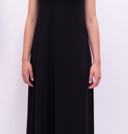 Gown #4991 (black)